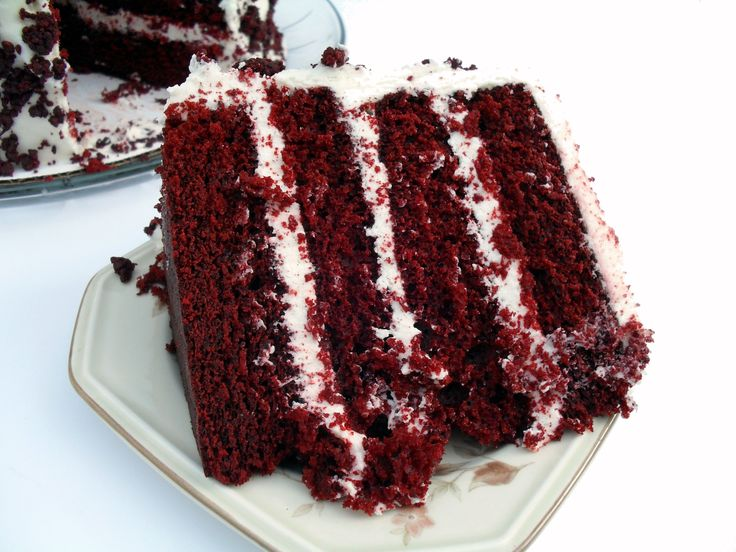 Blue Ribbon Red Velvet Cake | veronicascornucopia.com