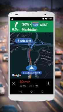 google maps navigation app download