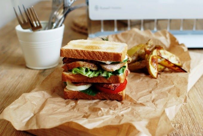 FoodLover: Club sandwich