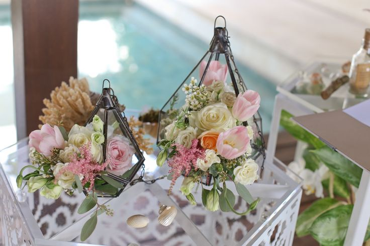 Bouquets to feel the Sea - side