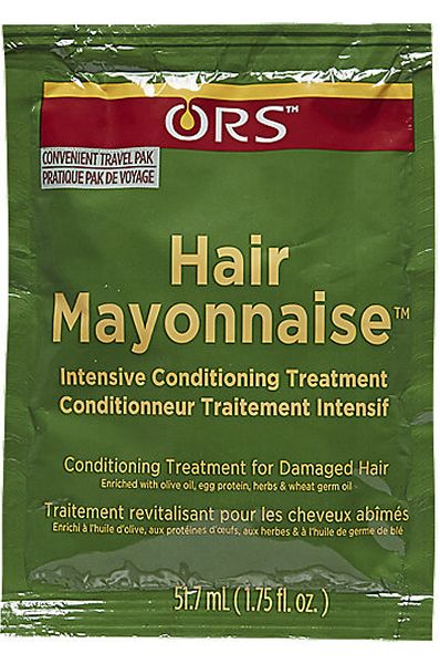 AOneBeauty.com - ORS Hair Mayonnaise Packet (1.75oz), $2.99 (http://www.aonebeauty.com/ors-hair-mayonnaise-packet-1-75oz/)
