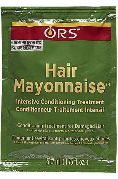 AOneBeauty.com - ORS Hair Mayonnaise Packet (1.75oz), $2.99 (http://www.aonebeauty.com/ors-hair-mayonnaise-packet-1-75oz/)