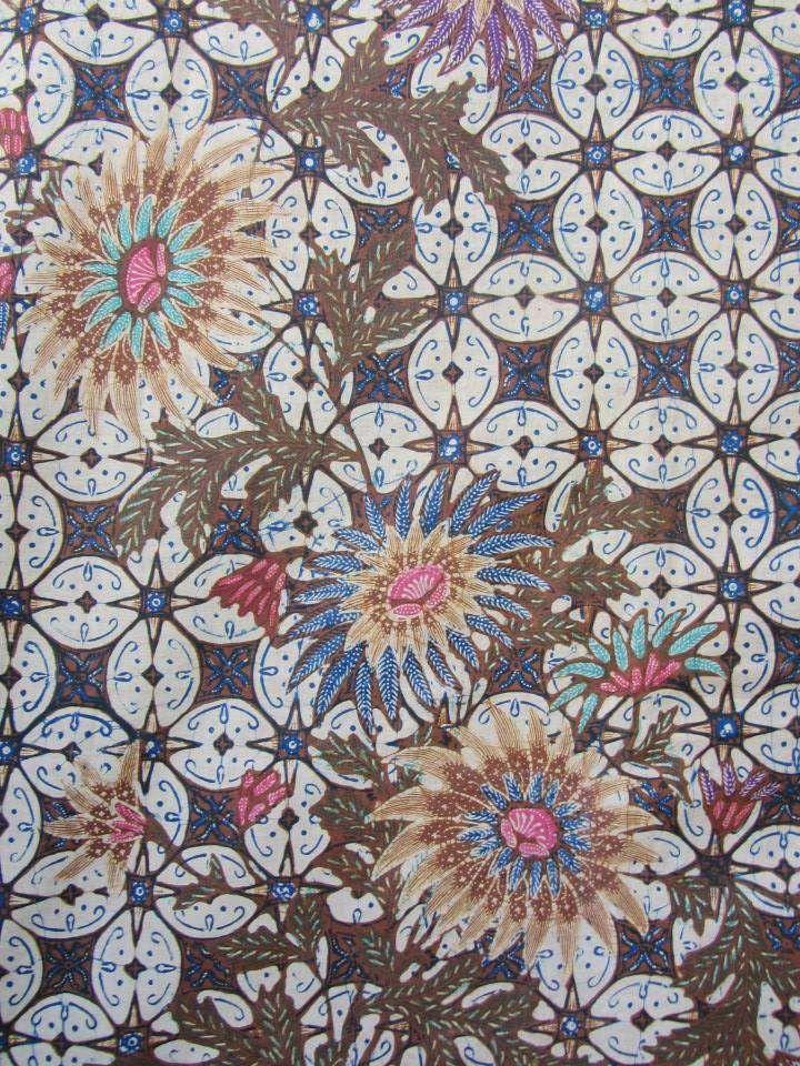Jawa Baroe, handrawn Indonesian Batik