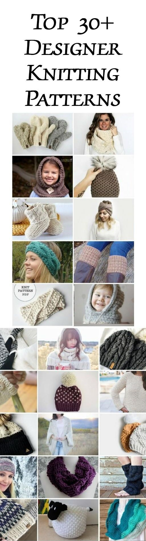 """I'm so excited to share with you the """"Weekend Knits"""" Knitting Pattern Super Bundle! This bundle is available now through March 6th ONLY!"""