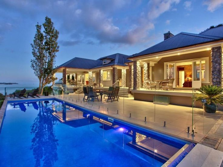 24 Kotare Place Sandspit Rodney Auckland New Zealand Spectacular Swimming Pools