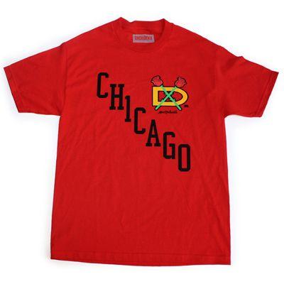 UNDRCRWN Derrick Rose 'Chicago's Finest' Tee: Rose Chicago, Derrick Rose