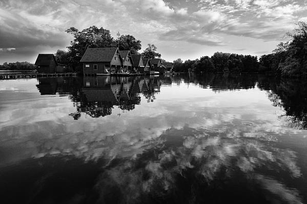 Lakeside idyll