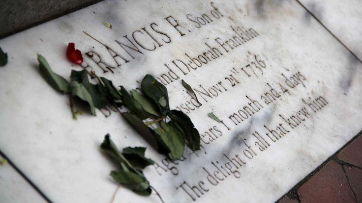 Pus, grenades and Ben Franklin: America's first great vaccine debates
