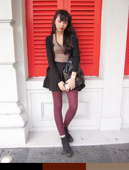 all black converse outfit - photo #49