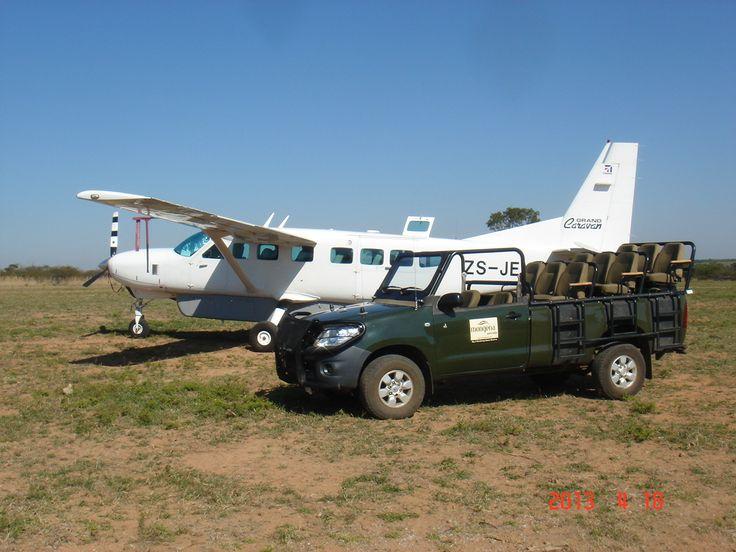 Private Guided Fly-In Golfing Safari in Cessna Grand Caravan