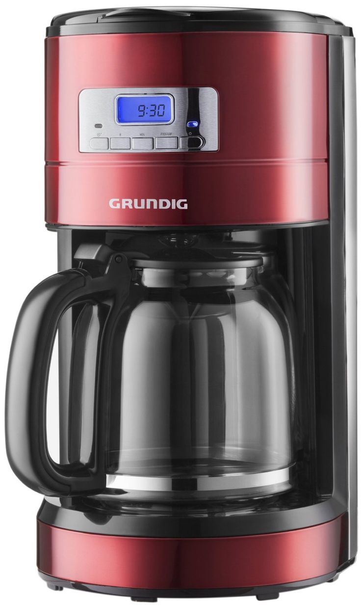 Grundig KM 6330 Macht super Kaffee und sieht dabei super aus :)