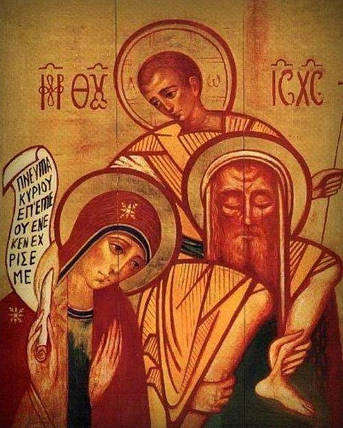 święta rodzina ikona ruska - Szukaj w Google