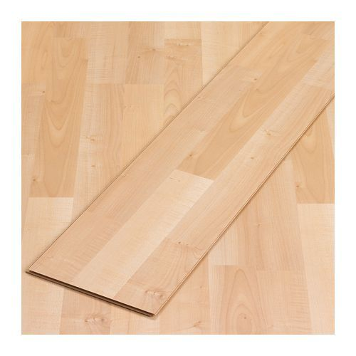 tundra laminated flooring maple effect ikea for the studio studio pinterest cas. Black Bedroom Furniture Sets. Home Design Ideas