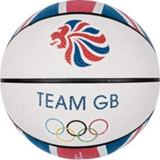 £9.99 Argos Buy Team Great Britain White/Union Jack Basketball - Size 7 at Argos.co.uk - Your Online Shop for Basketballs.