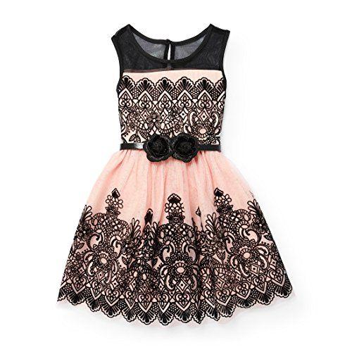 e4e3f514b1b0 The Children's Place Big Girls' Sleeveless Dressy Dresses... https://