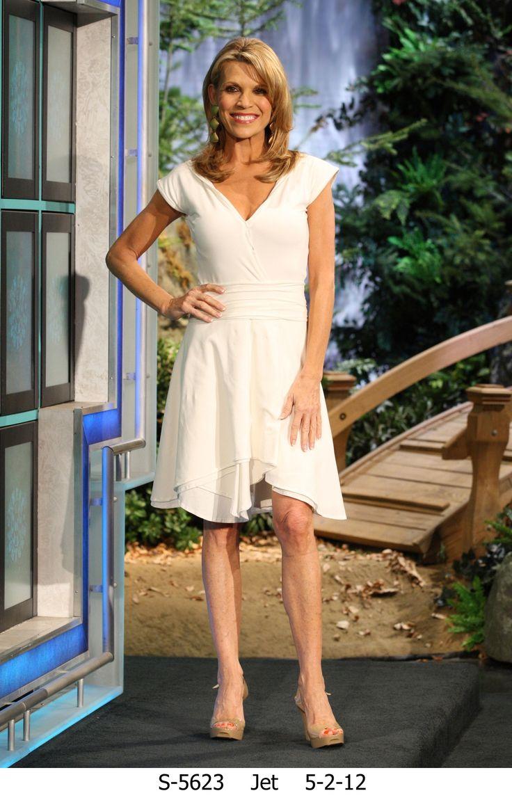 vanna white wardrobe | Eco-conscious Portland Designer Dresses Vanna White