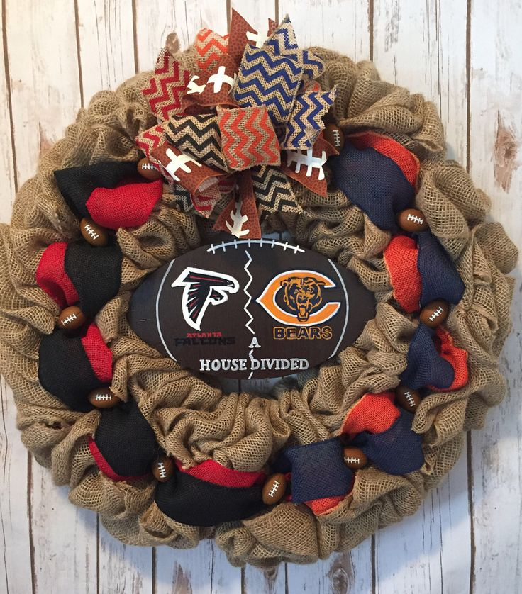 A personal favorite from my Etsy shop https://www.etsy.com/listing/523768917/a-house-divided-wreath-house-divided