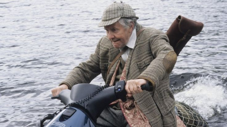 Richard Briers' last major TV role was as the irascible Hector in the BBC's Monarch of the Glen, which ran from 2000 to 2005.