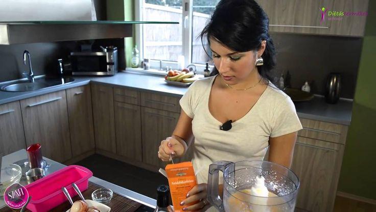 Light Paleo fehér kenyér recept és készítés