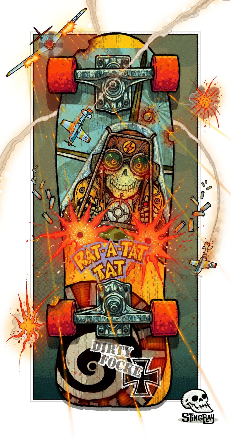 Dirty Focke by Johnny Stingray