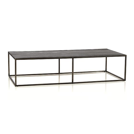 Baden Coffee Table In Coffee Tables U0026 Side Tables | Crate And Barrel