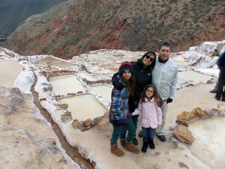 Salineras Maras Cusco Peru