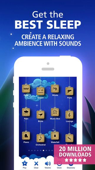 Relax Melodies: Sleep zen sounds & white noise for meditation, yoga and baby relaxation by iLBSoft