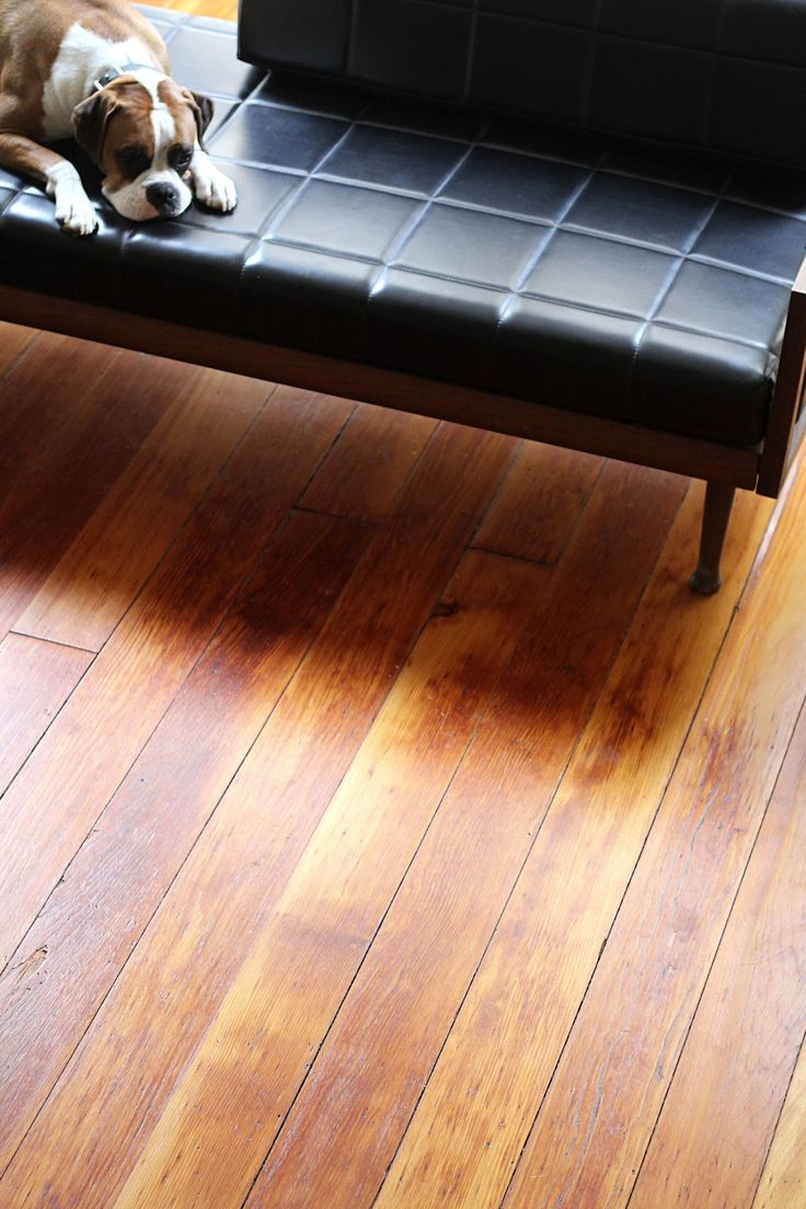 How To Clean Hardwood Floors With Black Tea
