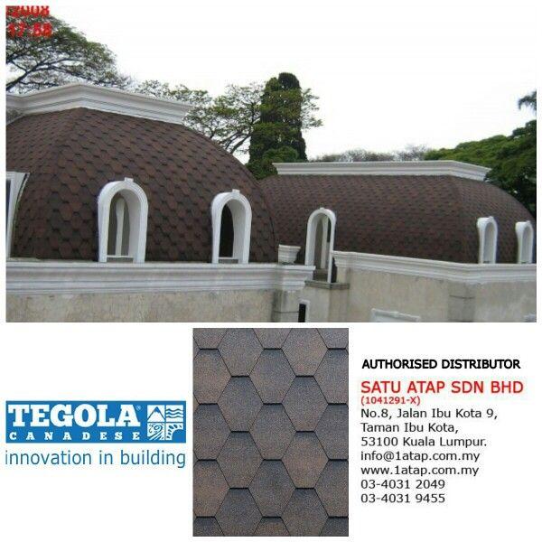 Another beautiful roof - Premium Shingle SATU ATAP SDN BHD No 8, Jalan Taman Ibu Kota 9, Taman Ibu Kota,Setapak 53100 Kuala Lumpur Phone : 03 4031 9455 Email : info@1atap.com.my website : http://www.1atap.com.my