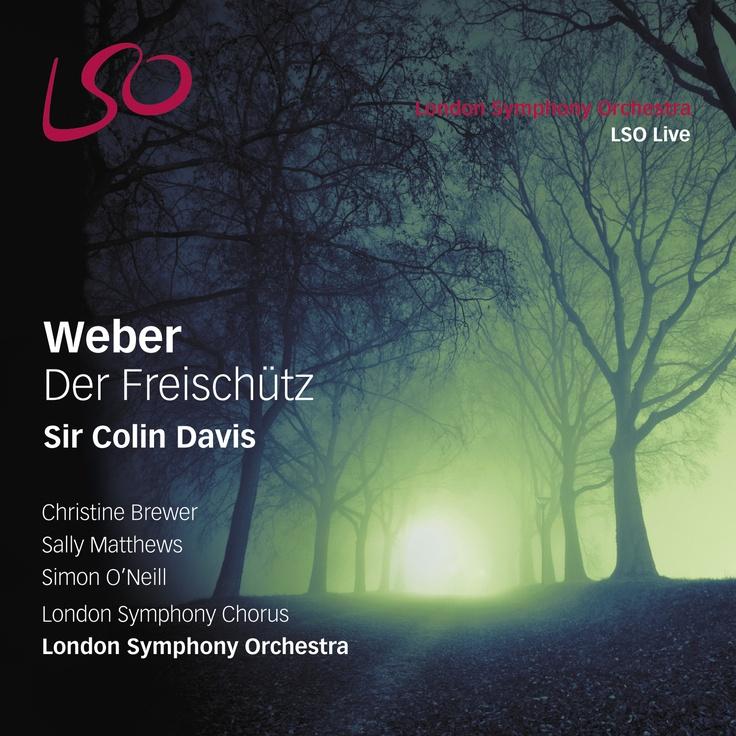 Sir Colin Davis' final opera recording.
