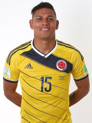 Las fotos oficiales de #Colombia #Fifa #Brasil2014 - Alexander Mejia