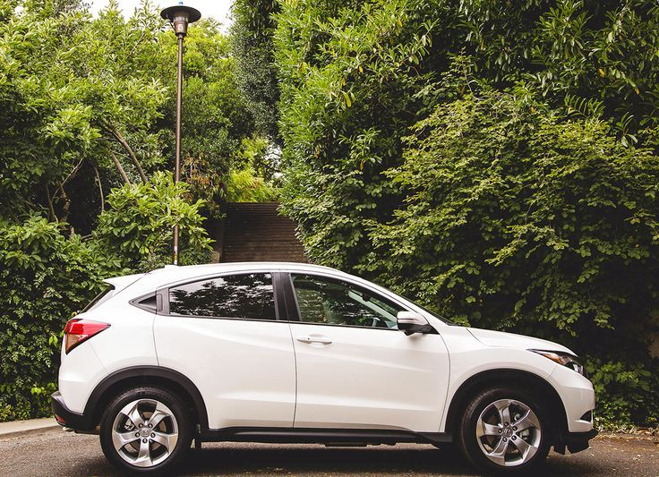 The Honda HR-V Crossover is as fun to drive as it is to look at.