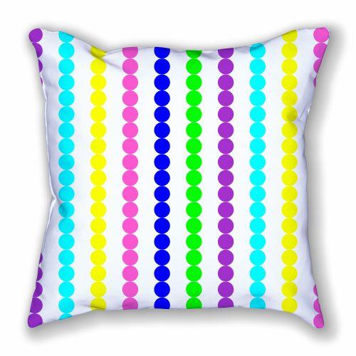 Polka Dot Strings Pillow