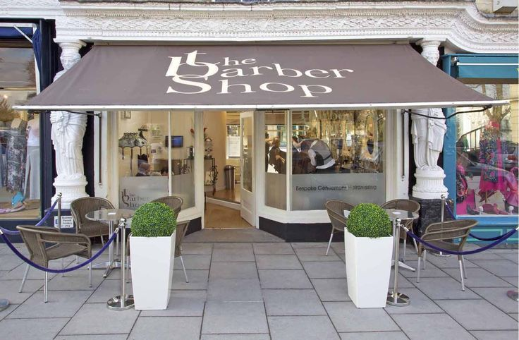 Another modern barber shop trained by the Shavedoctor in Cheltenham Spa..A must visit if you are in town..