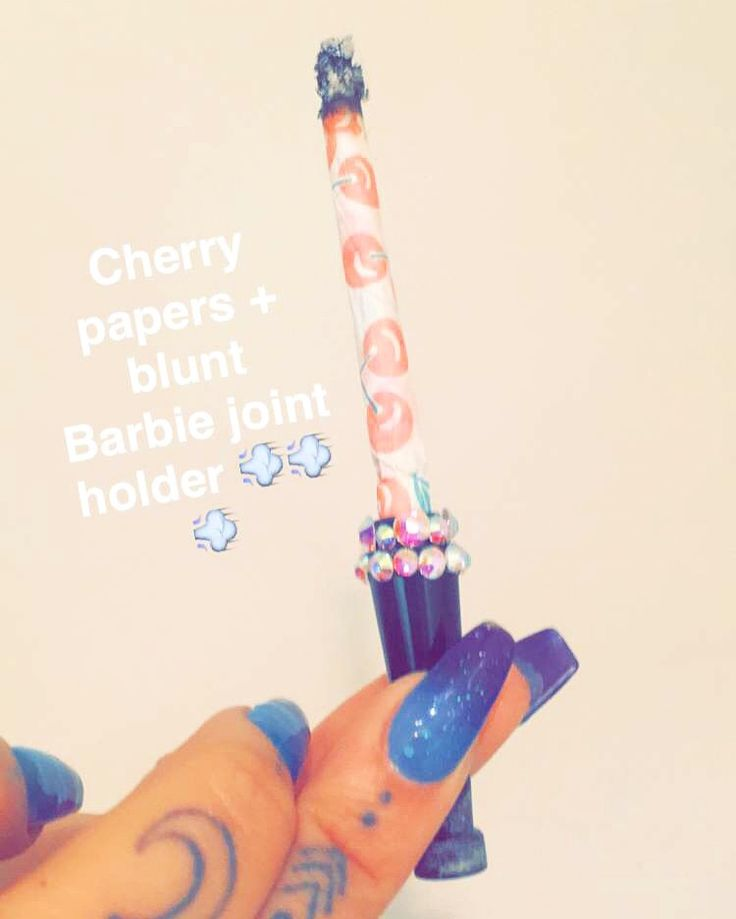 Protect your pretty nails from burning and yellowing w/ our joint and blunt…