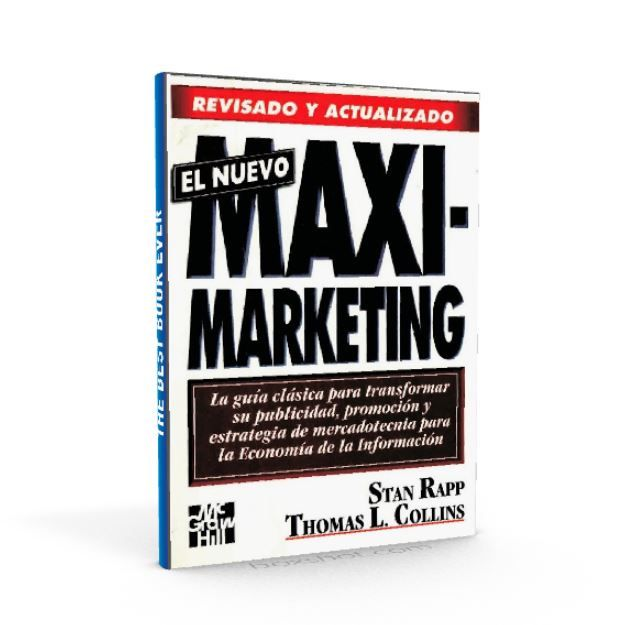El nuevo Maxi-Marketing – Stan Rapp – PDF  #marketing #MaxiMarketing #LibroAyuda  http://librosayuda.info/2016/03/05/el-nuevo-maxi-marketing-stan-rapp-pdf/