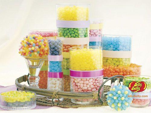 JellyBelly- Colores Mesas de Chuches
