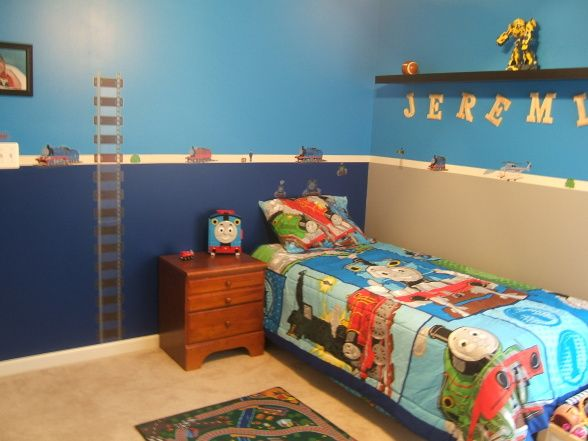 12 Best Images About Luke Bedroom On Pinterest Thomas The Train Thomas The Tank And Names