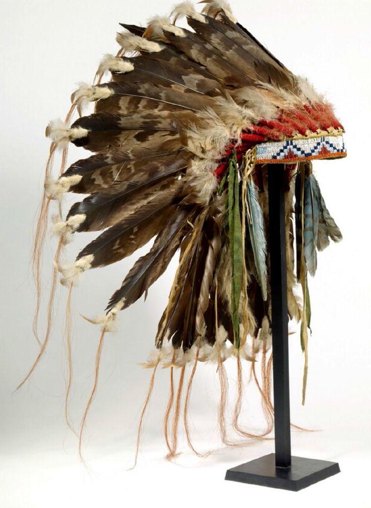 Amérique / Cheyenne Amérique du Nord /  Date(s) : première moitié du 20e siècle