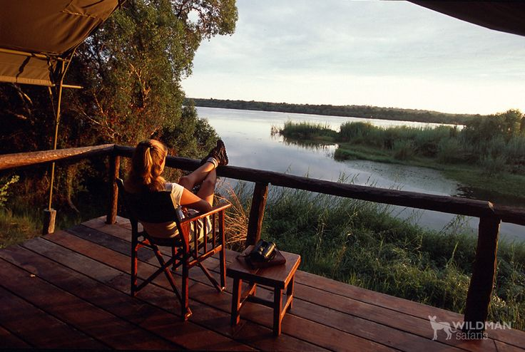 Mutemwa Lodge, Western Zambia. A unique and private tiger fishing lodge on the Upper Zambezi River with excellent accommodation, great guides and wonderful birding. #africanlodges #zambia #travel #africantravel #tigerfishing