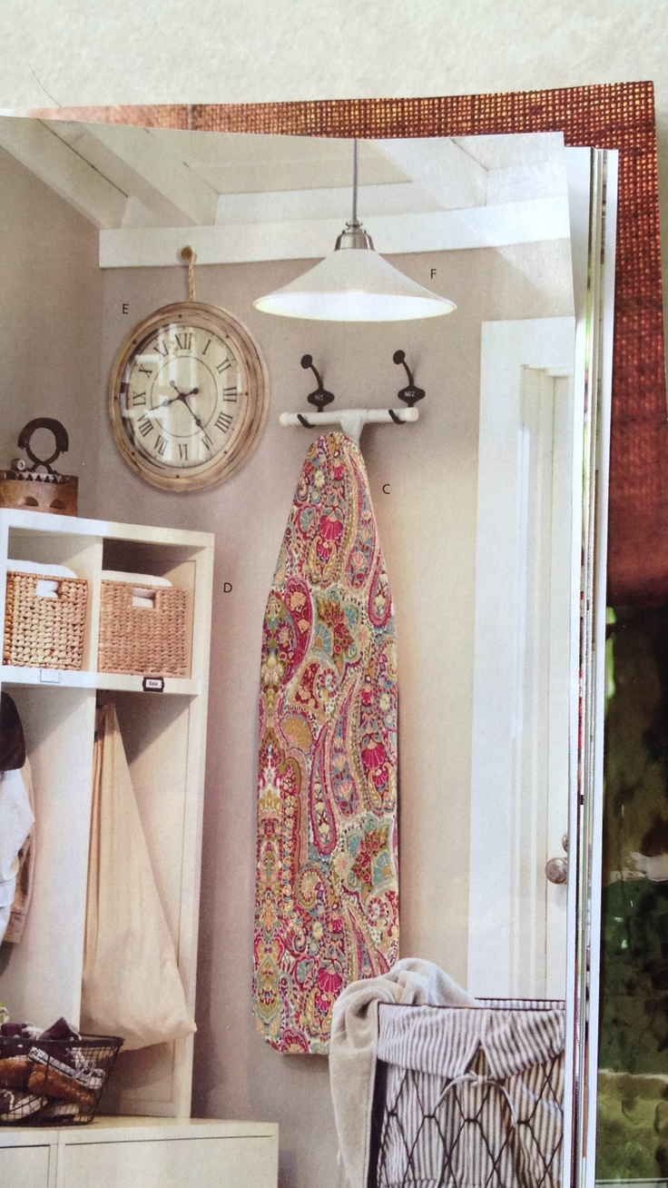 25 best storage ideas/ the ironing board images on Pinterest ...