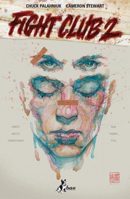 """""""Fight Club 2"""", il seguito del libro cult di Chuck Palahniuk è un fumetto"""