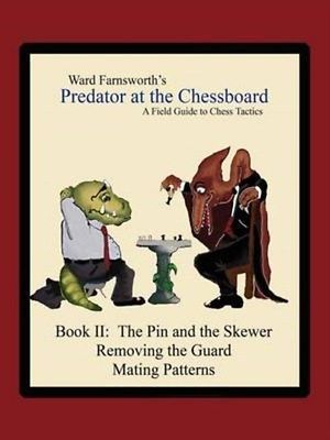 #Predator at the chessboard: a #field guide to chess tactics (book ii) by #ward..,  View more on the LINK: 	http://www.zeppy.io/product/gb/2/401030138858/