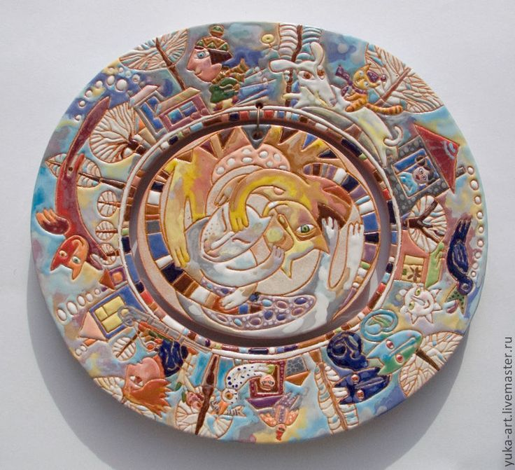 Ceramics by Julia Kuznetsova (Ukraine)