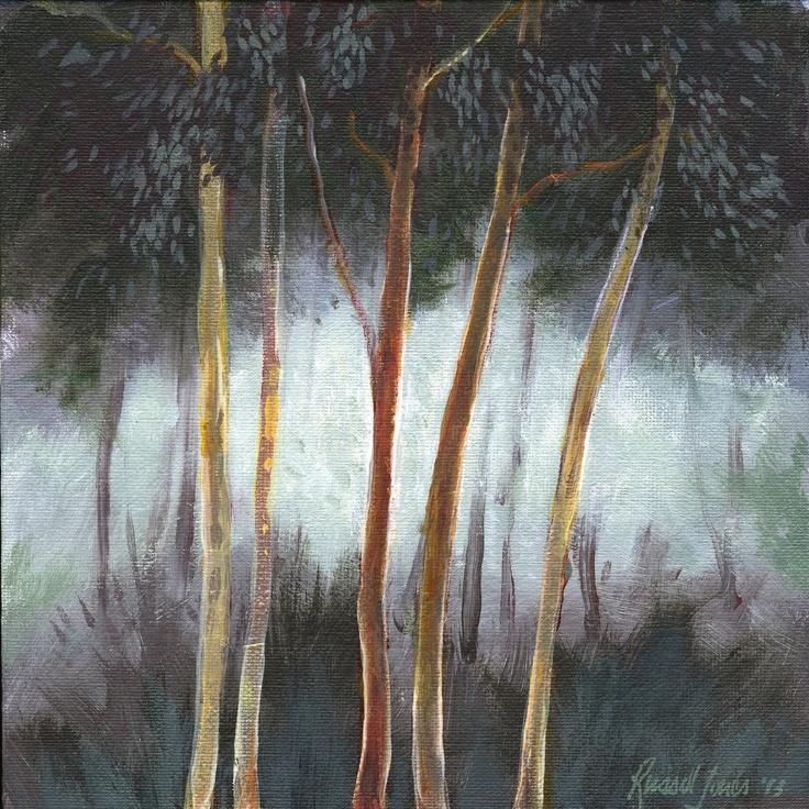 The Garden Of Oz Art Gallery: GARIGAL Paintings