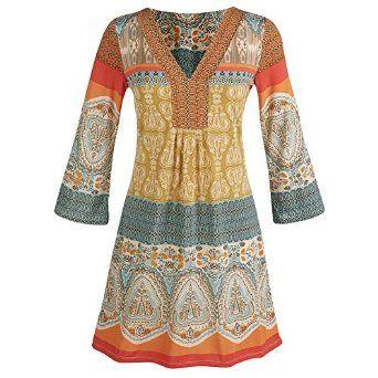 Cómo vestir como una hippie moderna http://www.entrebellas.com/como-vestir-como-una-hippie-moderna/