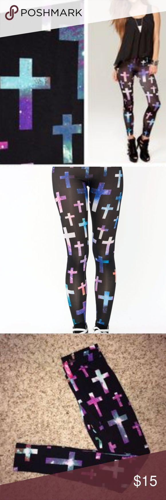 Body central cross leggings Body central cross leggings. Body Central Pants Leggings