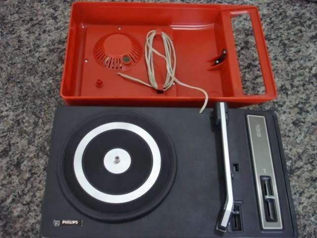 É da sua época?: [1970] Radiola da Philips