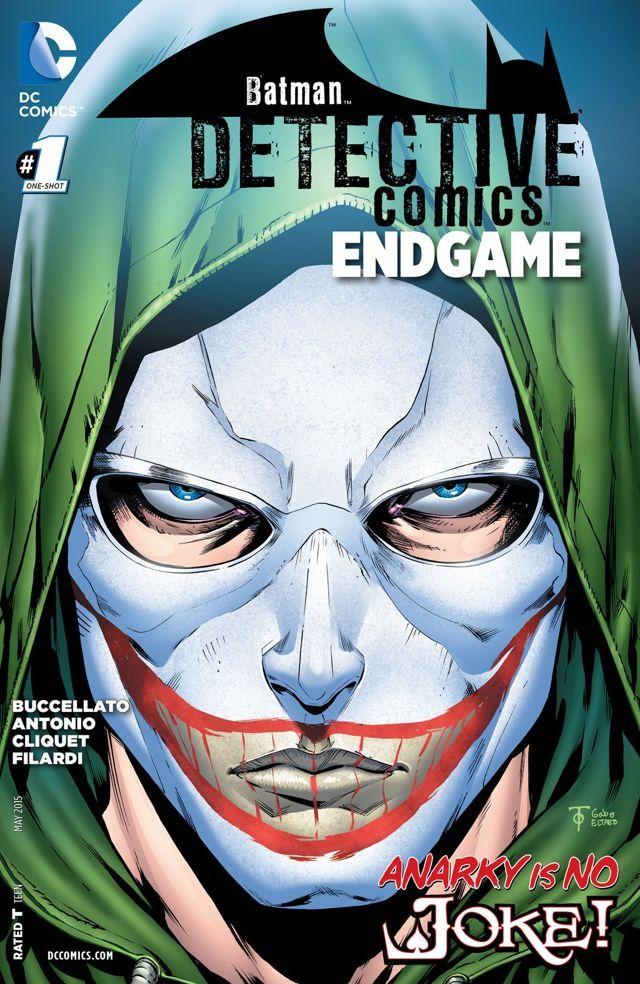 DETECTIVE COMICS: ENDGAME #1 | DC Comics