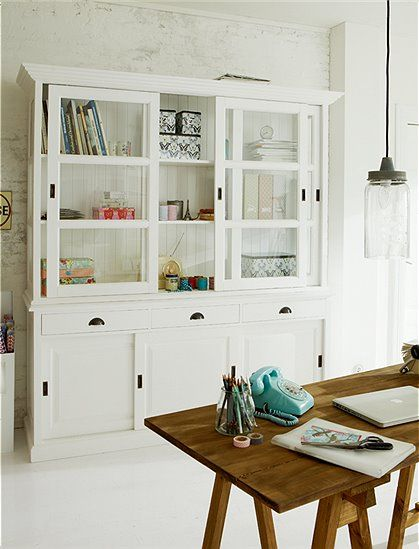 48 best images about Home on Pinterest | Kitchen dresser, Hamburg ... | {Buffetschrank weiß ikea 21}
